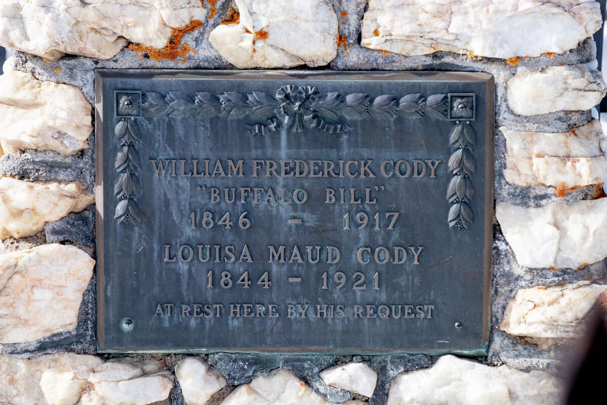 Buffalo Mill Museum, Golden, CO Learn about the life and legend of William F. Cody (a.k.a. Buffalo Bill), then pay your respects at his final resting place. There are other tributes to ol' Bill around the country, but Golden has his grave-as well as a pretty thorough exhibit detailing not only the particulars of Cody's life, but of his Wild West Shows, the indigenous people he employed, Annie Oakley's rise to fame, and more. See original tickets, costumes, and other artifacts, as well as a plethora of well-preserved photographs and some (admittedly hokey) interactive moments meant for kids (ride Bill's horse!). Look for: A framed lock of Cody's golden-white hair; he was called Pahaska by the Sioux, which means