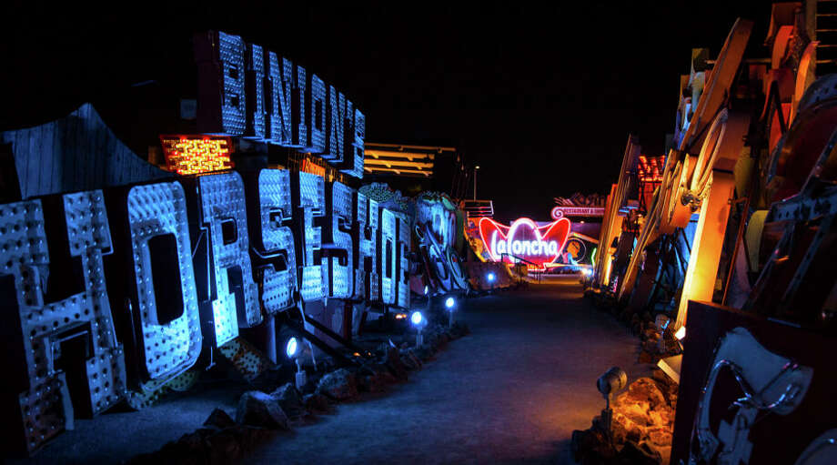 The Neon Museum is just one of the quirky spots on this list of weird museums of the West. Scroll through to see which places made this list. Photo: Courtesy Of Travel Nevada / Sydney Martinez