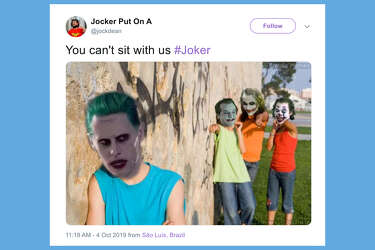 The Best Joker Memes On Twitter Right Now Sfgate