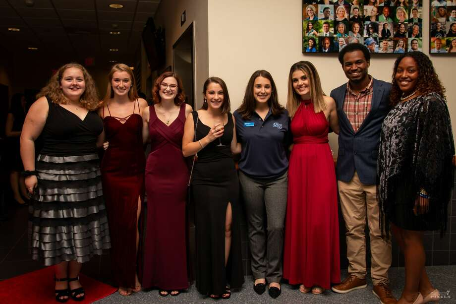"Southern Connecticut State University's 125th Anniversary Gala: ""A Night of Inspiration"" starring Leslie Odom Jr. took place October 4, 2019. All proceeds from the SCSU 125th Anniversary Gala benefit the SCSU Student Food Insecurity Fund. Were you SEEN? Photo: Shaleah Williams - Eighty7Pixels"