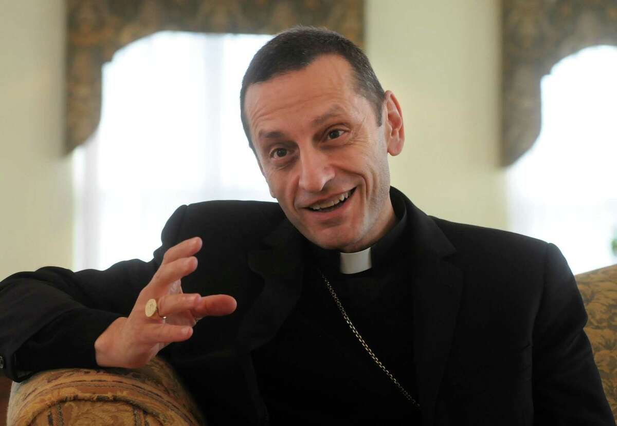 Bishop Frank J. Caggiano commissioned an independent investigation into past claims of sexual abuse in the Diocese of Bridgeport, which he leads.