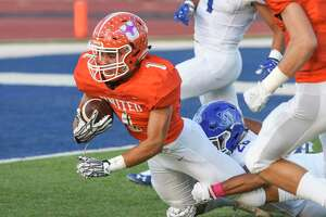 United wide receiver Tanner Sanchez caught 71 passes for 1,208 yards and 14 scores last season as a junior.