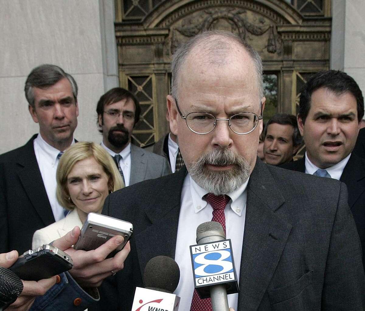 Connecticut U.S. Attorney John Durham