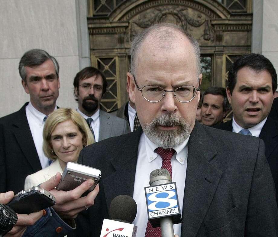 Connecticut U.S. Attorney John Durham Photo: Associated Press / AP