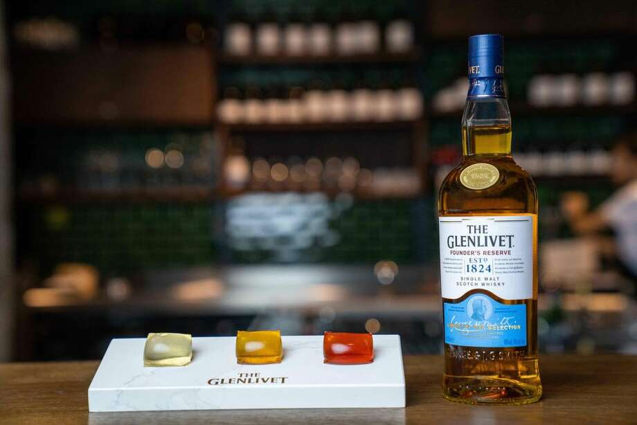 Would you like some seaweed with your whisky? Photo: Glenlivet