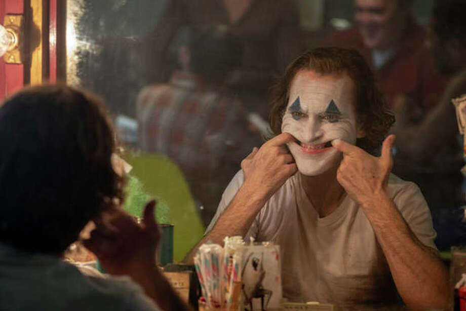 "This image released by Warner Bros. Pictures shows Joaquin Phoenix in a scene from ""Joker,"" in theaters on Oct. 4. Photo: Niko Tavernise 