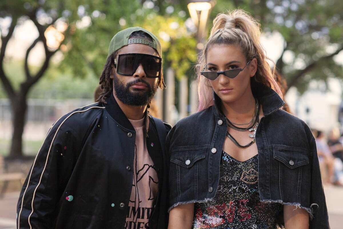 Fashion Week was celebrated at Hemisfair with a fashion show on Friday, October, 4, 2019.