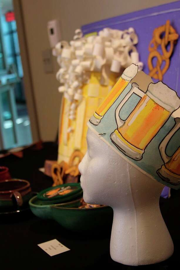 The Elizabeth Lane Oliver Center for the Arts will be hosting three exhibits in October, including the ExhiBEERtion II, which will feature beer-inspired art in conjunction with Frankfort Beer Week. (File Photo)