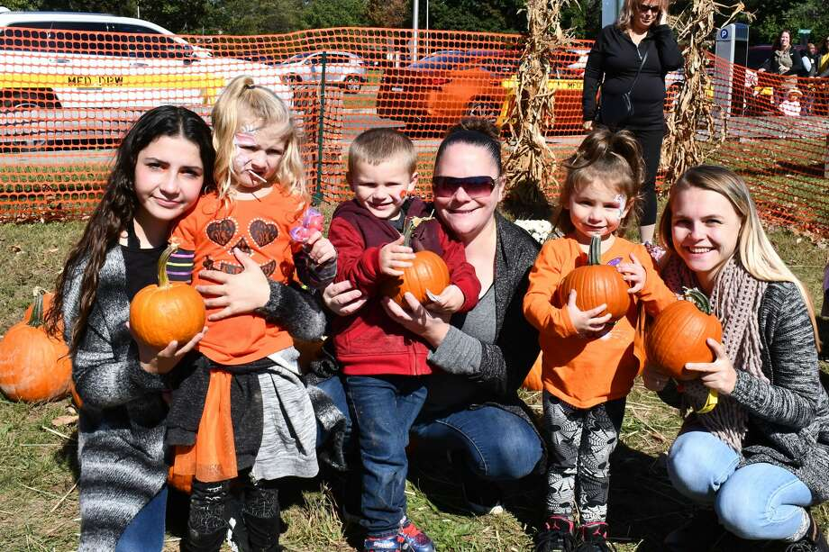 The Boys and Girls Club of Milford held its annual Pumpkins on the Pier event on October 4 and 5, 2019. Families enjoyed food trucks, activities for kids and, of course, pumpkins. Were you SEEN? Photo: Vic Eng / Hearst Connecticut Media Group