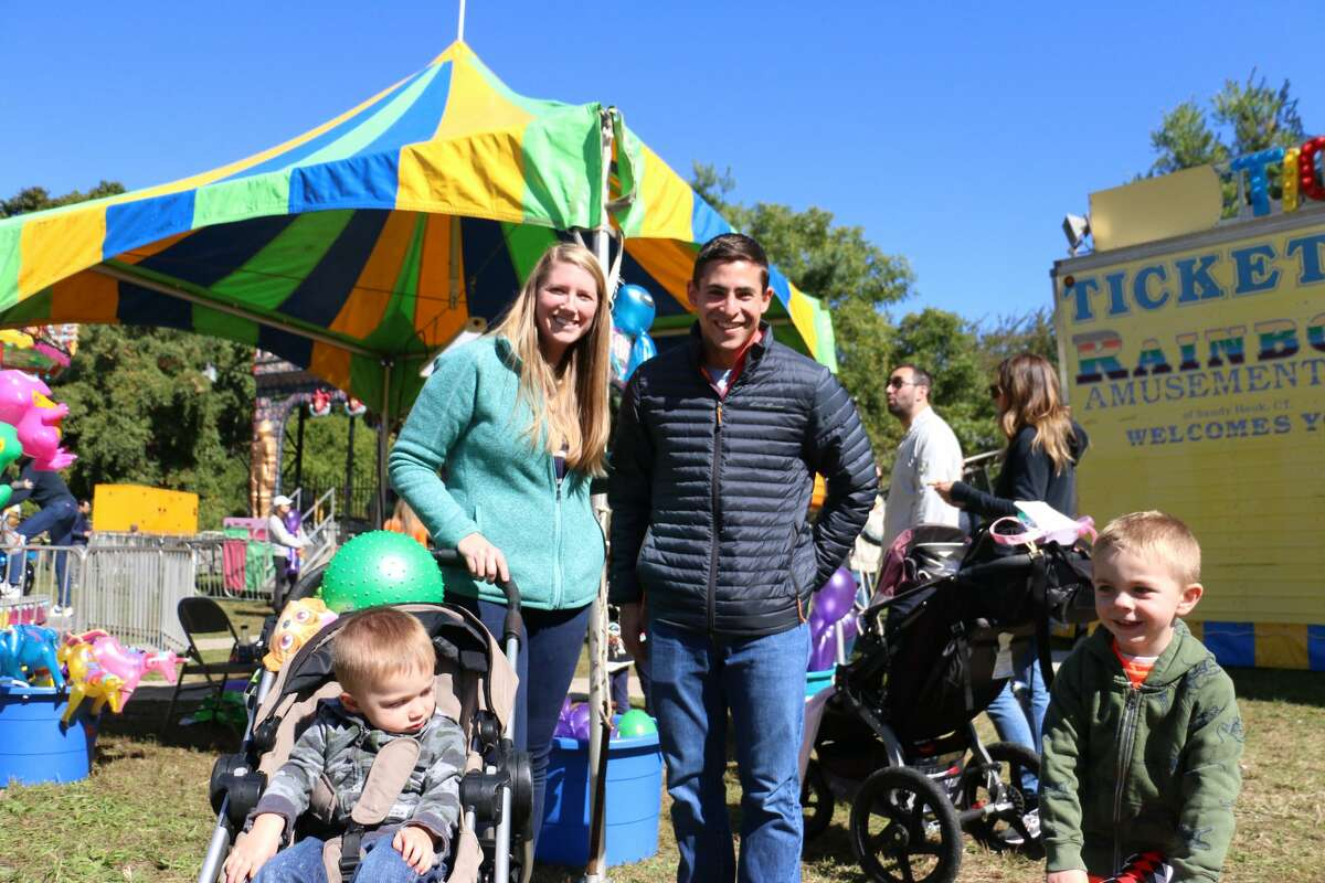 The New Canaan Nature Center held its 50th Annual Fall Fair on October 4 and 5, 2019. Festival goers enjoyed carnival rides, a maze, spooky stroll, pumpkin decorating, fire truck rides, apple sling shot, zip line and more. Were you SEEN?