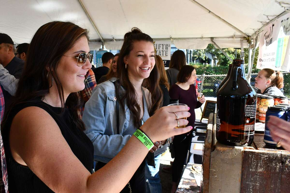 Rising Pint Brewfest, East Hartford The 10th Annual Rising Pint BrewFest returns with live music and craft breweries at Rentschler Field on Saturday. Find out more.