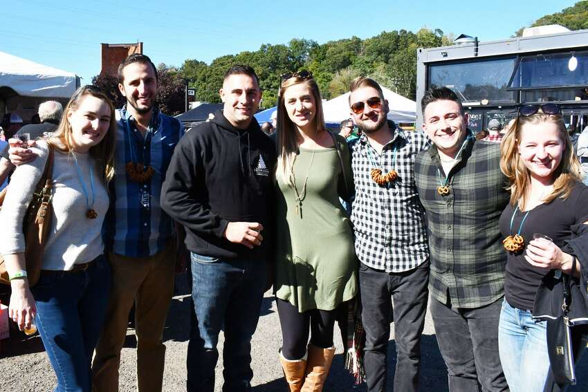Smoke in the Valley, Connecticut's largest Craft Beer Festival took place at Bad Sons Beer Co. in Derby on October 5, 2019. Festival goers enjoyed local breweries, a homebrew competition and live music. Were you SEEN?