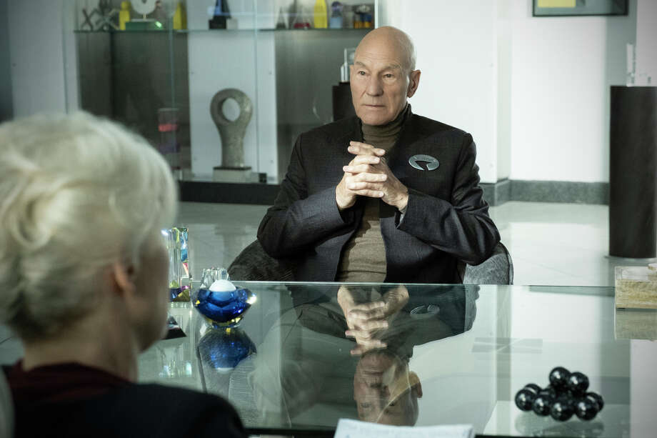 With: Sir Patrick Stewart, Alison Pill, Isa BrionesRunning time: 60 MIN. Photo: Trae Patton / ©2019 CBS Interactive, Inc. All Rights Reserved