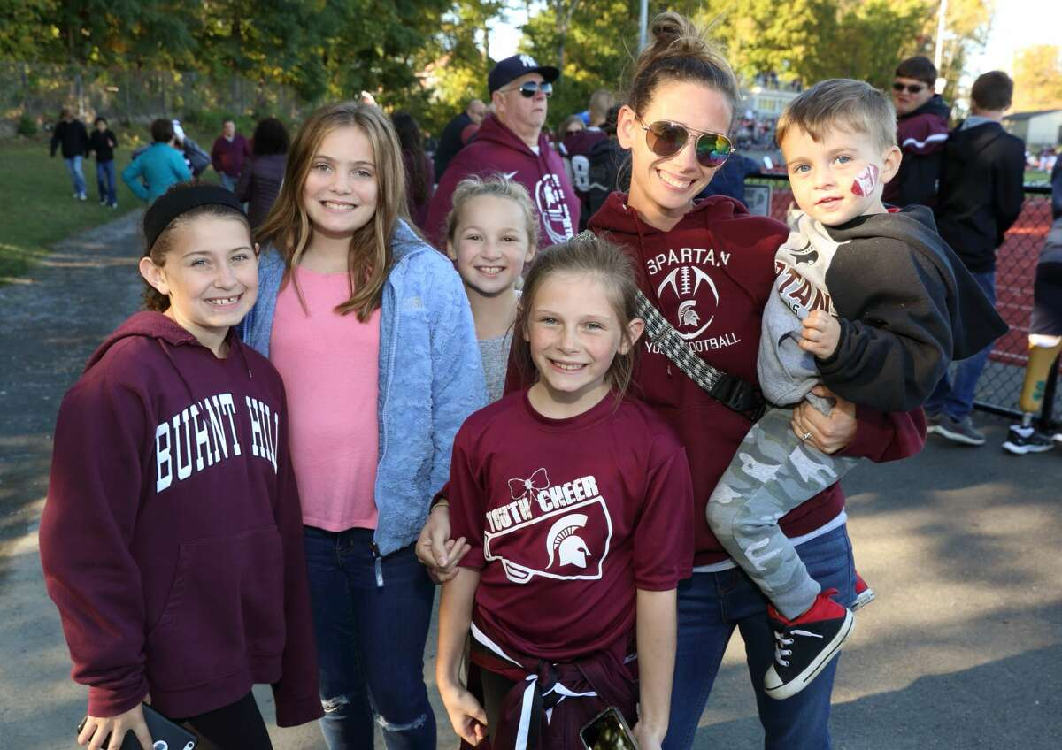 Were you Seen at the Burnt Hills-Ballston Lake homecoming game against Mohonasen at Centennial Field in Burnt Hills on Saturday, Oct. 5, 2019?
