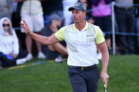 Henrik Stenson of Sweden is among four past winners of major tournaments who will be playing in this year's Houston Open.