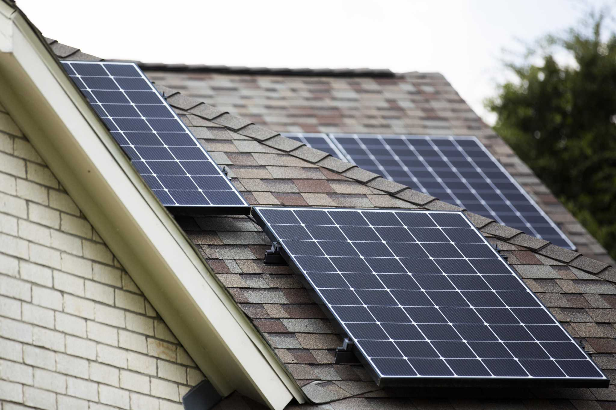 Rooftop solar picking up as Texans seek energy independence