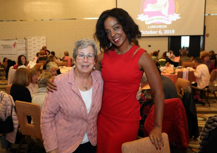 Were you Seen at the Susan G. Komen 25th Annual Survivors' Luncheon at the Rivers Casino & Resort in Schenectady on Sunday, October 6, 2019?