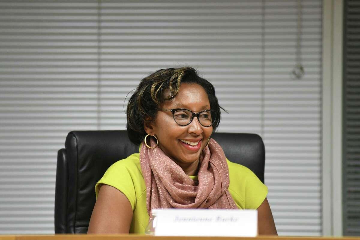 Jennienne Burke, Stamford Board of Education candidate