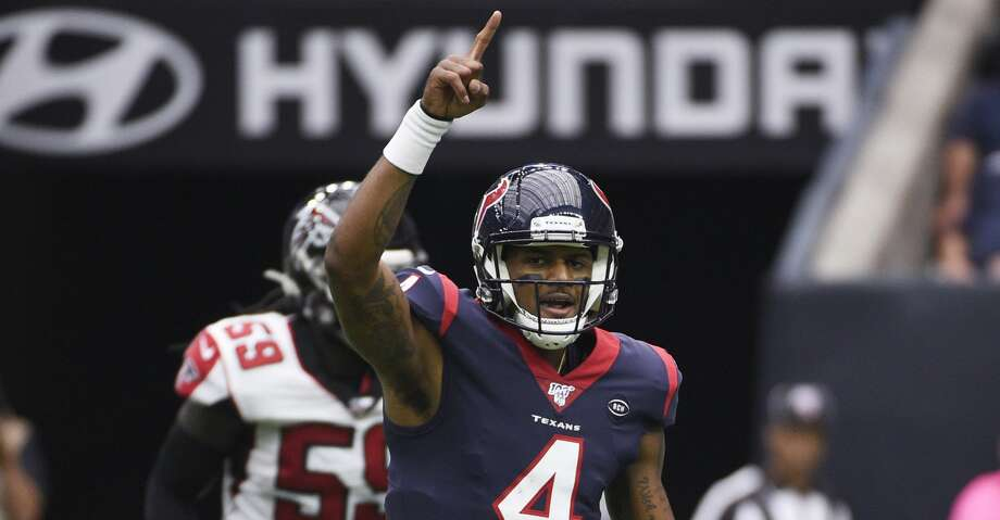 Deshaun Watson Dynamite In Texans Win Over Falcons