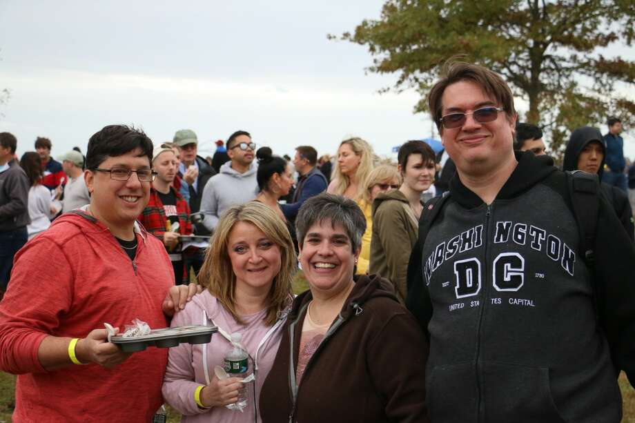 Chowdafest took place at Sherwood Island State Park in Westport on October 6, 2019. Festival goers enjoyed creations from more than 30 award-winning chefs and restaurants, then casted votes for their favorites in four categories. Were you SEEN? Photo: Mike MacLauchlan