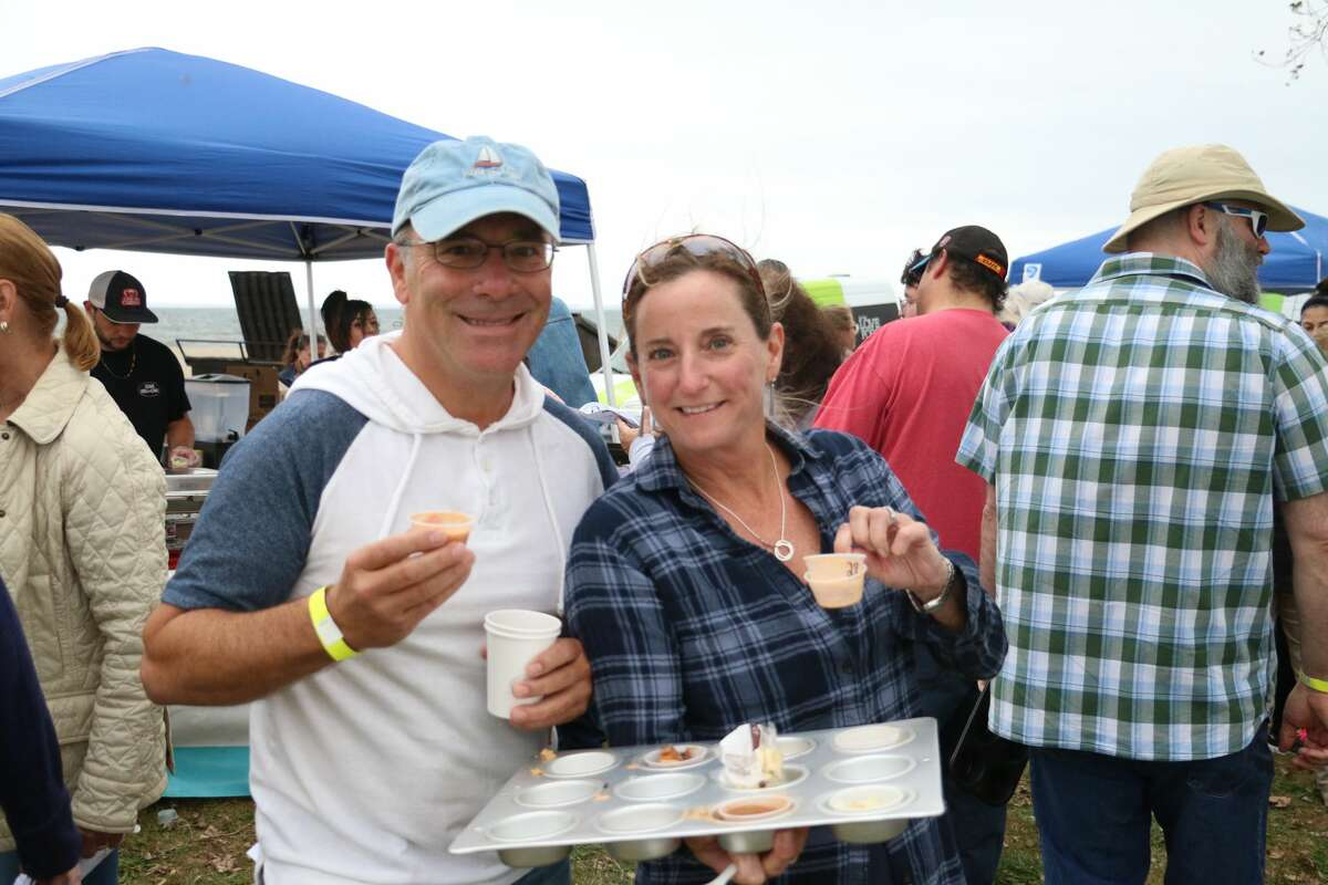 Chowdafest took place at Sherwood Island State Park in Westport on October 6, 2019. Festival goers enjoyed creations from more than 30 award-winning chefs and restaurants, then casted votes for their favorites in four categories. Were you SEEN?