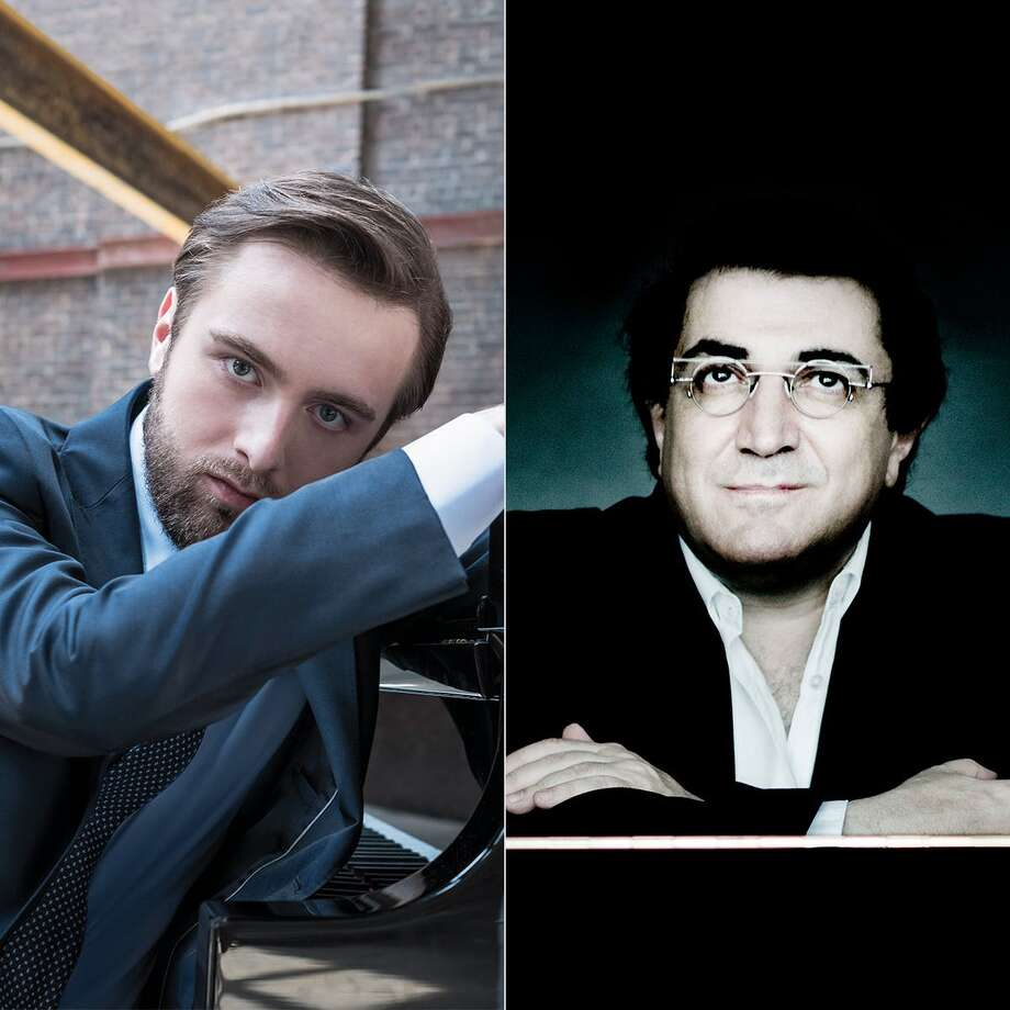 Troy Chromatics opened its 123rd season on Sunday afternoon with a ravishing and memorable duo recital of the pianists Sergei Babayan and Daniil Trifonov at the Troy Savings Bank Music Hall. Photo: Provided