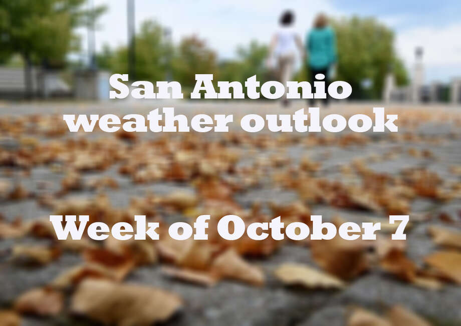 >>> Click through the slideshow to see the forecast for this week >>>> Photo: MySA Staff