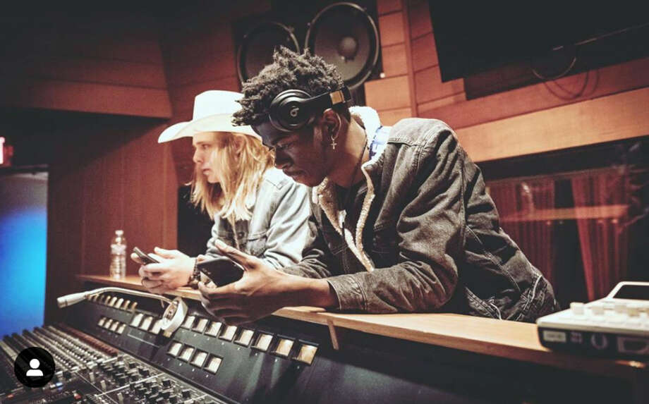 Texas country singer Austin Michael is friends with 'Old Town Road' rapper Lil Nas X. Photo: Austin Michael