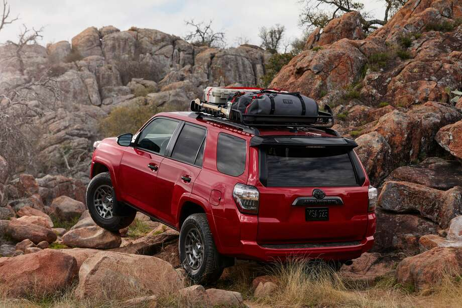 The new 2020 Toyota 4Runner Venture Edition is based on the TRD off-road premium. Photo: Toyota