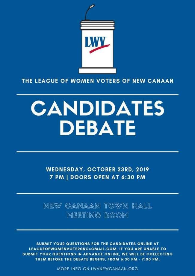 Residents will have the opportunity to meet and hear from candidates running in the 2019 municipal election at the annual debate on Wednesday, Oct. 23. Photo: Contributed Photo.