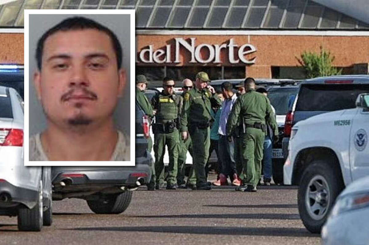 A man has been arrested in connection with a suspected human smuggling attempt that ended with a crash in the parking lot of Mall Del Norte, state police said.