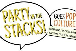The Friends of the Milford Public Library's fourth annual Party in the Stacks fund-raiser set for Oct. 19, will include a costume contest.