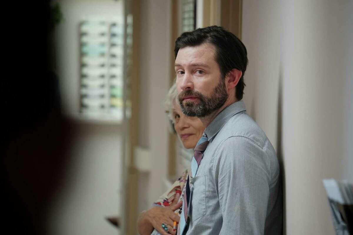 "Shane Carruth stars in ""The Dead Center"""