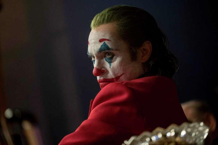 """Joaquin Phoenix in a scene from """"Joker."""" Photo: Warner Bros. / Warner Bros. Pictures"""