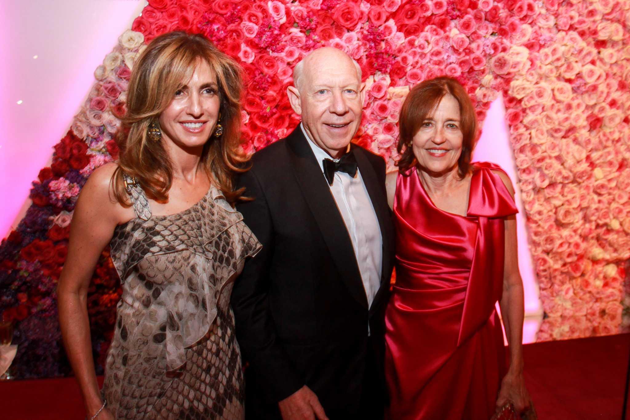 It's a modern, musical world at Museum of Fine Arts, Houston's $1.9 million Grand Gala Ball