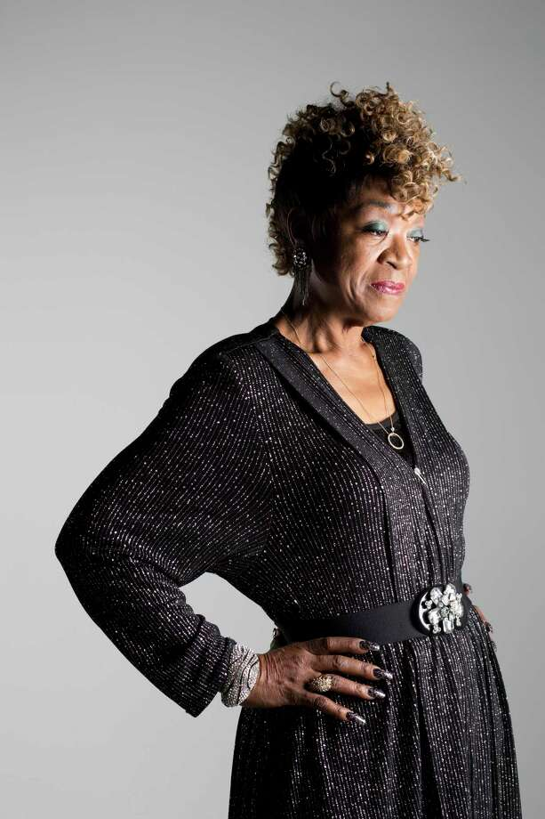 """Houston's Trudy Lynn has released the album """"Royal Oaks Blues Cafe"""" recording into the history of the genre, selecting songs from the '20s and '30s. The album contains 11 tracks. Tuesday, Dec. 10, 2013. ( Marie D. De Jesus / Houston Chronicle ) Photo: Marie D. De Jesús, Staff / Houston Chronicle / © 2013 Houston Chronicle"""