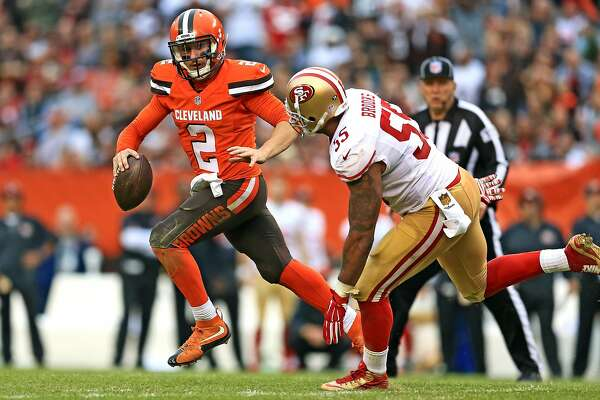 49ers vs. Browns: From unappetizing to intriguing