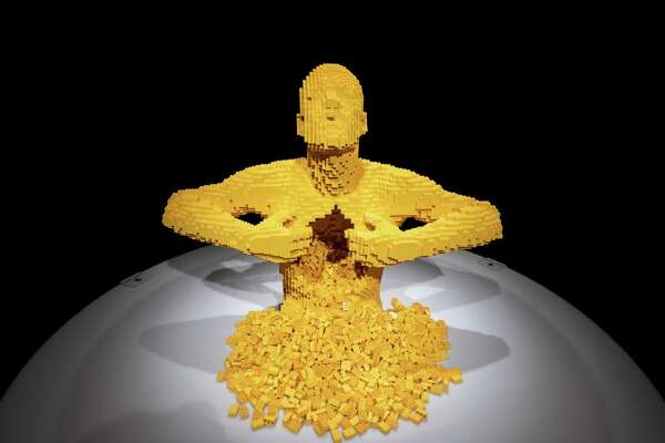 Lego Man Art Project