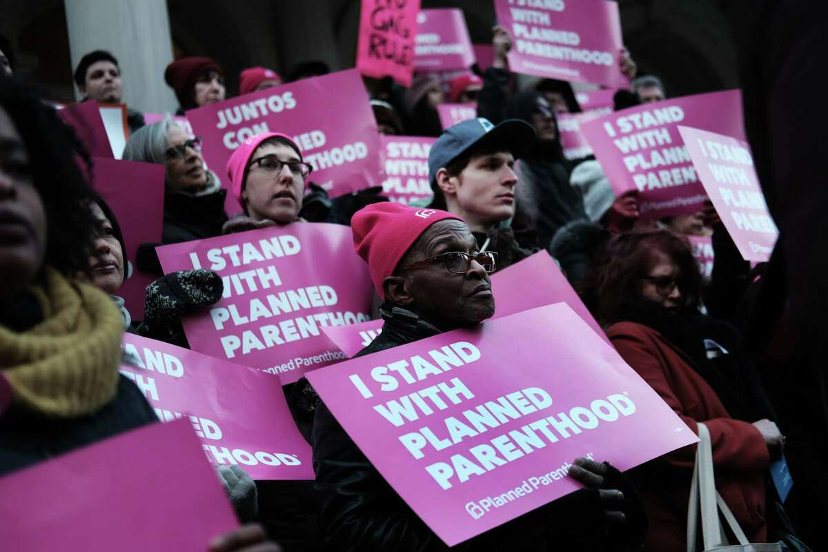 Planned Parenthood of Greater New York has begun laying off and furloughing employees and will temporarily close a dozen of its health centers, citing a strain on resources posed by the coronavirus pandemic.