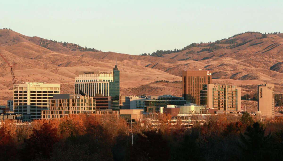Boise, Idaho topped the list for having 2020's best real estate market.