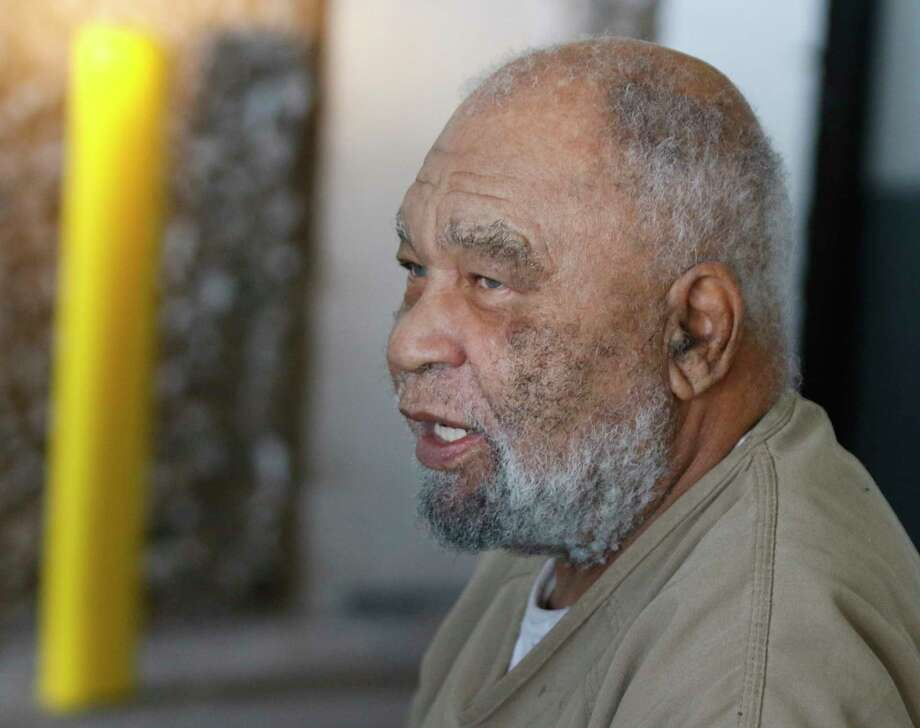 FILE - In this Monday, Nov. 26, 2018 file photo, Samuel Little, who often went by the name Samuel McDowell, leaves the Ector County Courthouse after attending a pre-trial hearing in Odessa, Texas. The Federal Bureau of Investigation says Little, who claims to have killed more than 90 women across the country, is the most prolific serial killer in U.S. history. In a news release on Sunday, Oct. 6, 2019 the FBI said Samuel Little confessed to 93 murders. Federal crime analysts believe all of his confessions are credible, and officials have been able to verify 50 confessions so far. (Mark Rogers/Odessa American via AP, File) Photo: Mark Rogers, AP / Odessa American