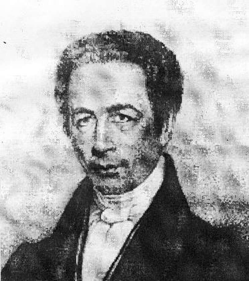 The Rev. Jehiel Beman (1789-1858) was born a free man in Colchester after his father Caesar Beman was freed following his service in the Revolutionary War. He is buried in Mortimer Cemetery in Middletown's North End. Photo: Contributed Photo