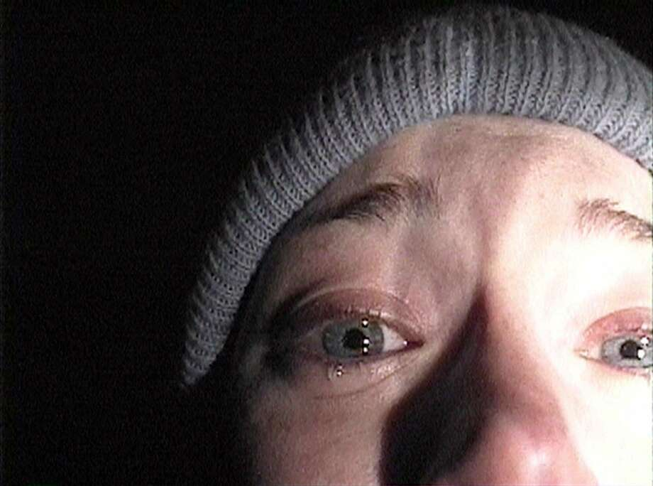 """The Blair Witch Project"" will be screened at River Oaks Theatre on Friday and Saturday. Photo: AP / ARTISAN ENTERTAINMENT"