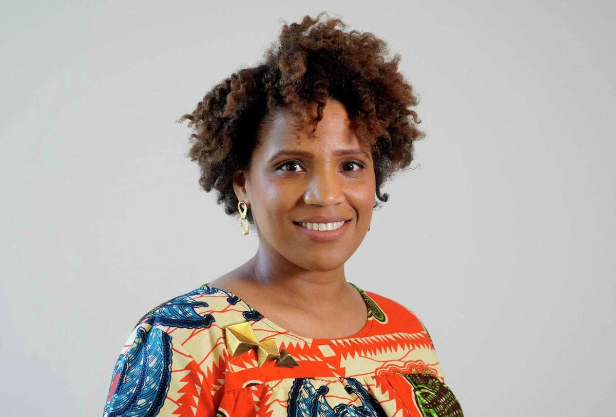 District F Councilmember-elect Tiffany D. Thomas