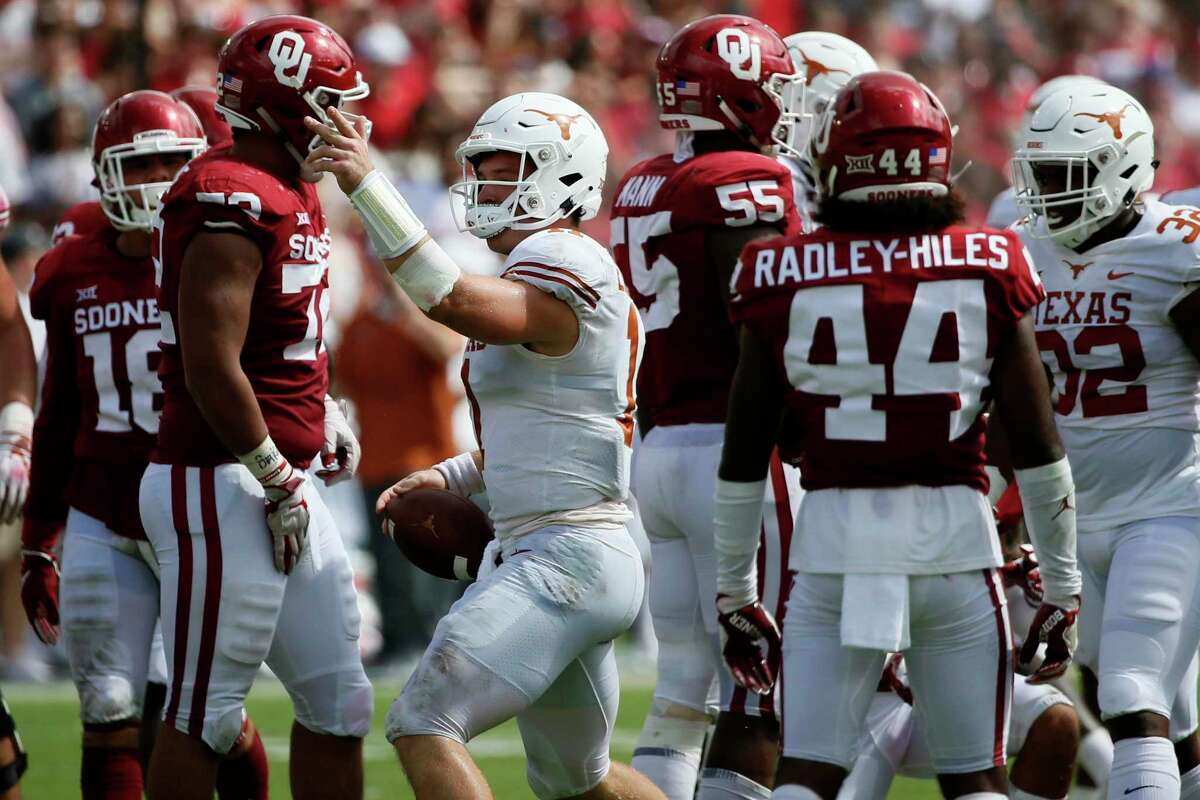 The Longhorns and Sooners could continue their rivalry as members of the Southeastern Conference.
