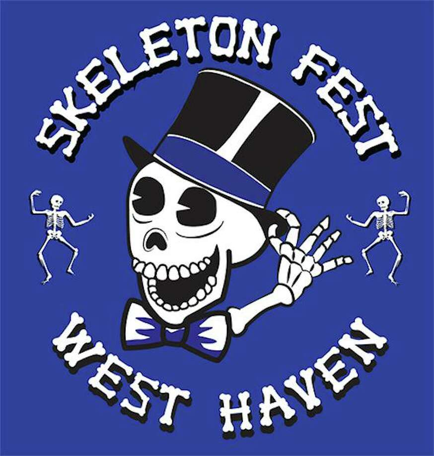 West Haven's first-ever SkeletonFest begins Saturday, Oct. 12. Photo: Contributed Photo