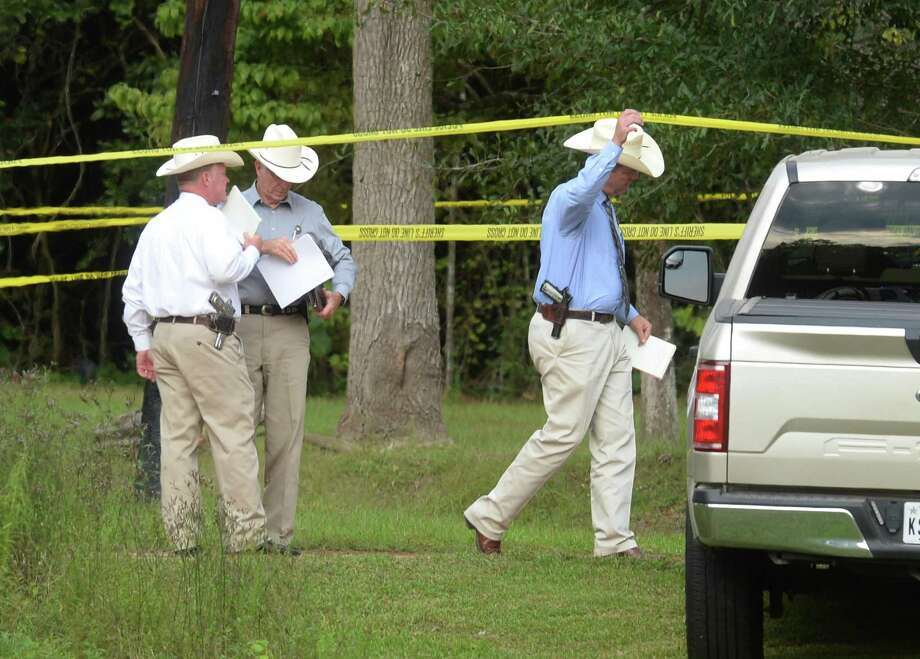 A Hardin County deputy is on administrative leave after shooting a man armed with a knife and a tree limb at a Kountze home Monday evening. County Sheriff Mark Davis said the shooting was justified and the Texas Rangers are investigation the incident. 