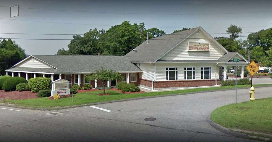 Torrington police are looking for two men who allegedly carjacked a man at gunpoint Monday night on Oct. 7, 2019. The victim told police that was he at an ATM near the Teachers Federal Credit Union on East Main Street at about 8 p.m. when he was approached by two men. Photo: Google Street View