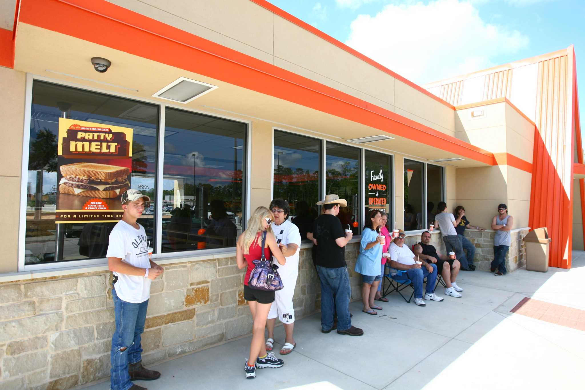 Texans hope their beloved Whataburger stays true under new Chicago owners