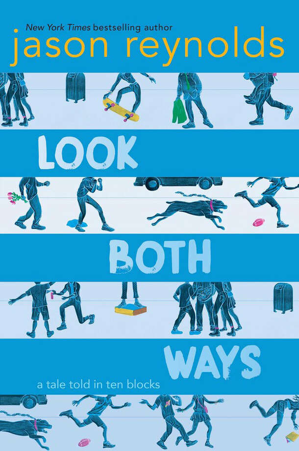 Look Both Ways: A Tale Told in Ten Blocks Photo: Atheneum/Caitlyn Dlouhy, Handout / Handout